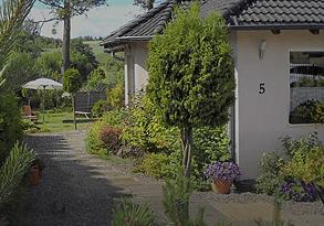 Dom Seniora, ogród, zieleń